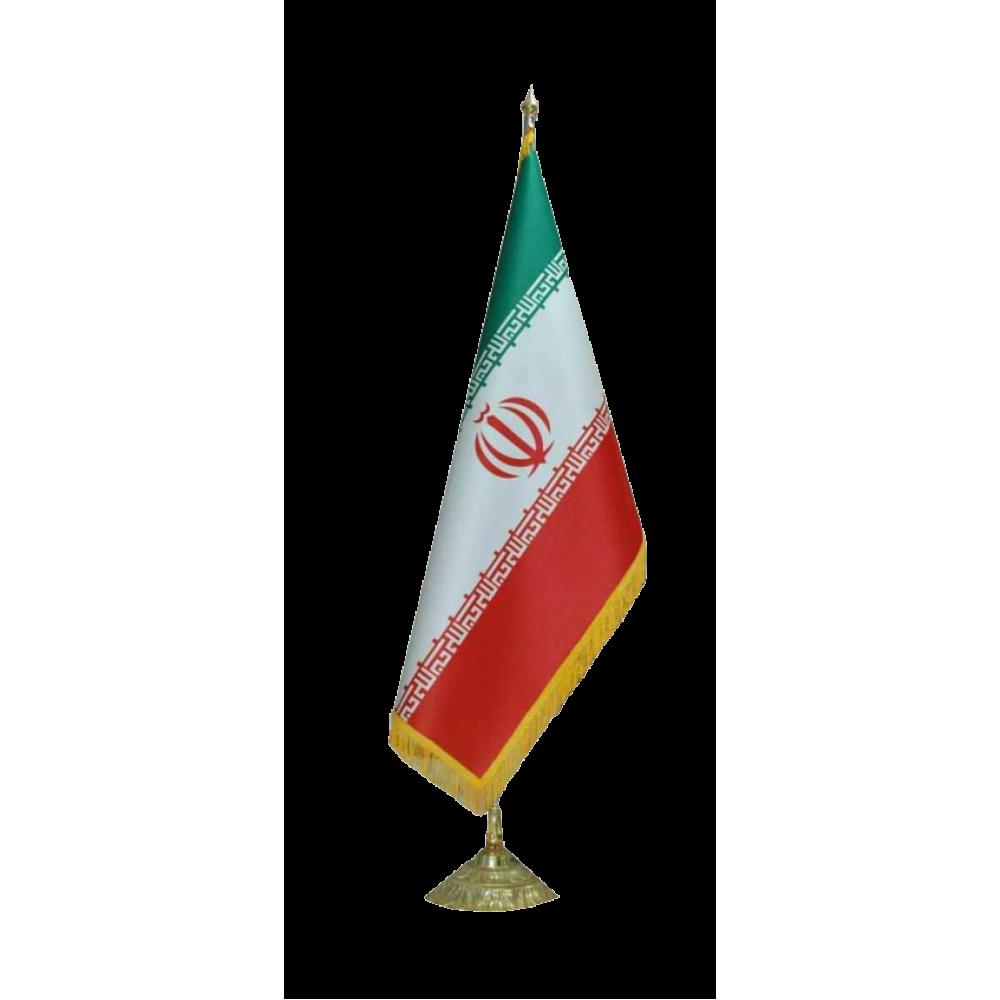 پرچم تشریفات ایران (لمینت)